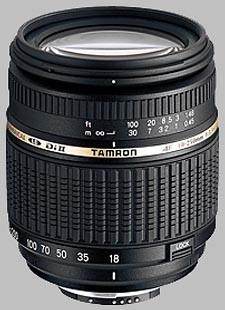 Tamron 18-250mm f/3.5-6.3 Di II LD Aspherical IF Macro AF