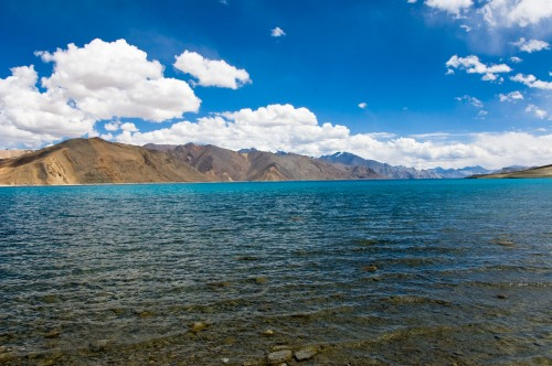 Pangong - Awesome Blue Hues