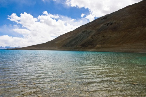 Pangong - Blues and Greens